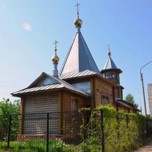Храм в честь апостола и евангелиста Иоанна Богослова г.Иваново